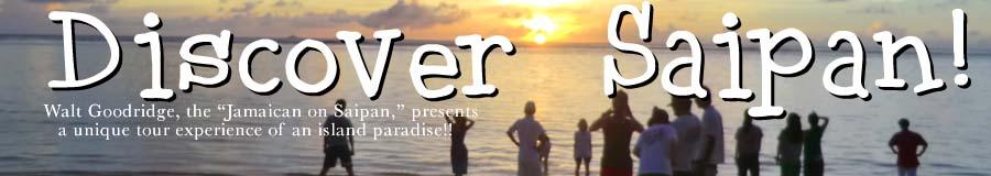 Discover Saipan!