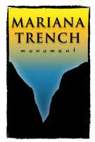 image of marianas trench used on popular tshirt here on Saipan