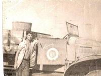 Saipan image from World War 2